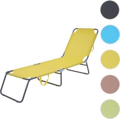 gartenliege metall klappbar great gartenliege klappbar gartenliege klappbar kunststoff. Black Bedroom Furniture Sets. Home Design Ideas