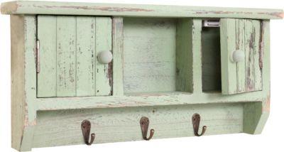 heute-wohnen Schlüsselbrett HWC-A48, Schlüsselkasten Schlüsselboard mit Türen | Flur & Diele > Schlüsselkästen | Metall | heute-wohnen