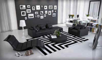 Berlin Sofagarnitur ARIA TWO 3-Sitzer + Sessel
