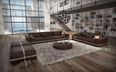 Neiße-Malxetal Angebote Sofa Dreams Berlin Sofagarnitur ARTESIA 3-Sitzer + 2-Sitzer