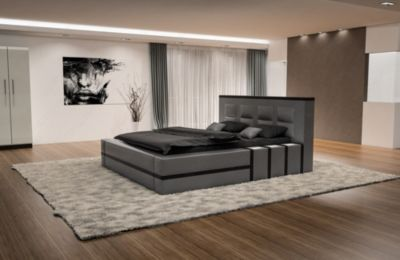 Sofa Dreams Berlin Komplett Bett ASTI + Matratz...