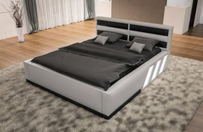 Sofa Dreams Berlin Komplett Bett APOLLONIA + Ma...