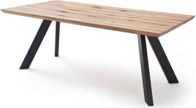 esstisch grigori weiss 160 200x100 cm hochglanz ausziehbar bootsform preis bild rating. Black Bedroom Furniture Sets. Home Design Ideas