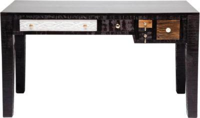 Schreibtisch von Kare Design in Braun / Weiß