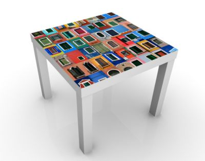 Foto design tisch japanischer garten 55x45x55cm for Tisch japanisches design