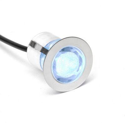 Brilliant Cosa 30 LED Einbauleuchtenset: 10 Stück edelstahl/kaltweiß   Lampen > Strahler und Systeme > Möbelaufbaustrahler   Brilliant