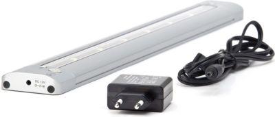 Praktische LED Unterbauleuchte mit Touchschalter Norbert alu