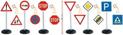 SIGNS-MEGA-SET Verkehrszeichen