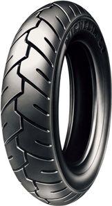 Michelin S1 Roller Reifen 110/80-10 58J S1 TL/TT