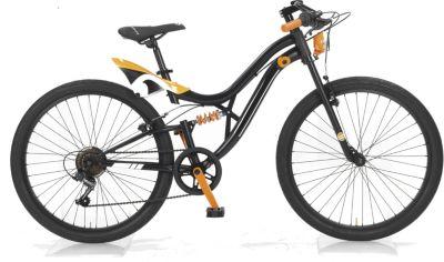 MBM Mountainbike JUMP 20´´ Schwarz