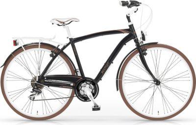 MBM Trekkingbike vintage Man 28´´ Schwarz-Braun