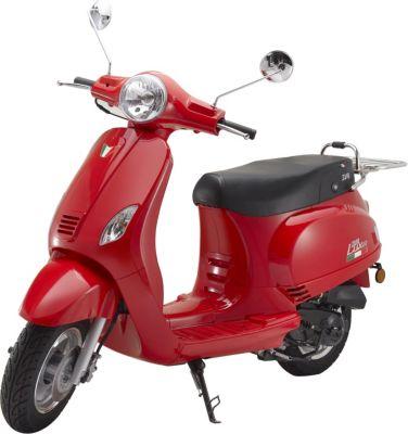 Vorschaubild von IVA Motorroller LUX 50