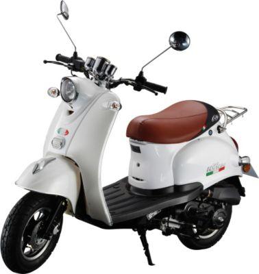 Vorschaubild von IVA Motorroller VENTI 50 Weiß