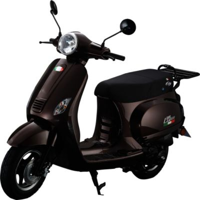 Vorschaubild von IVA Motorroller LUX 50 Aubergine