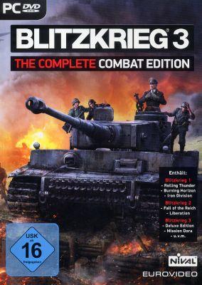 Blitzkrieg 3 - The Complete Combat Edition (PC)