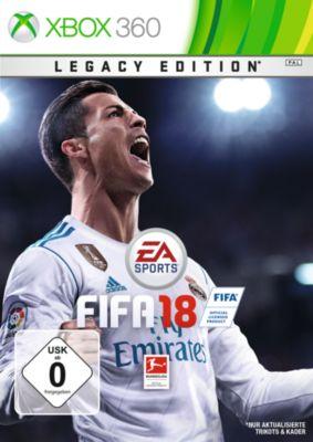 Fifa 18 Legacy Edition (X360)