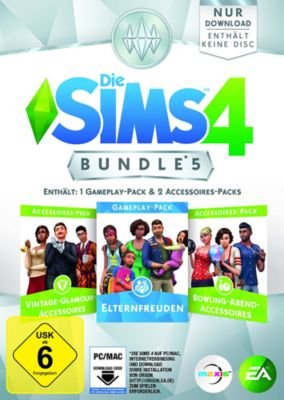 Die Sims 4: Bundle Pack 5 (DLC only) (PC)