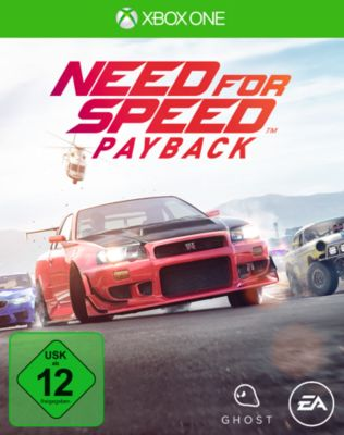 Need for Speed: Payback (XONE)