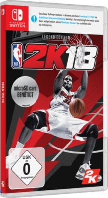 NBA 2K18 Legend Edition (NSW)