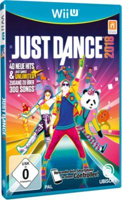 Just Dance 2018 (WIIU)