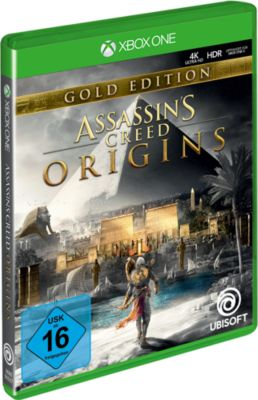 Assassin&acutes Creed Origins Gold Edition (XONE)