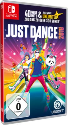Just Dance 2018 (NSW)