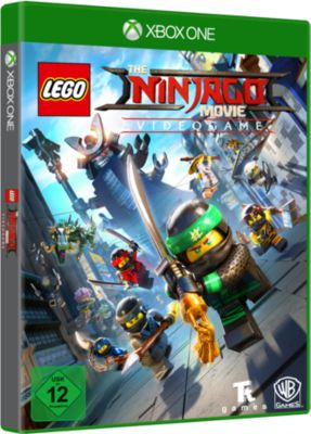 The LEGO Ninjago Movie Videogame (XONE)