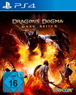 Dragon&acutes Dogma: Dark Arisen (PS4)