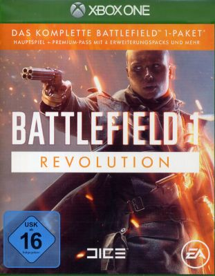 Battlefield 1 Revolution (XONE)