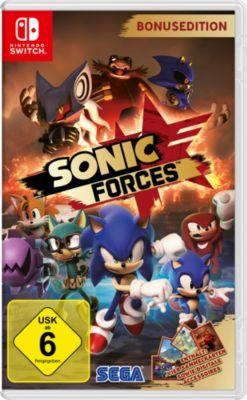 Sonic Forces Bonus Edition (NSW)