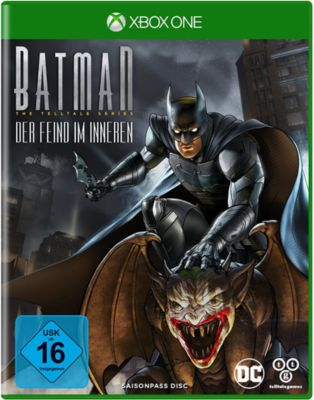 Batman: The Telltale Series - Der Feind im Inne...