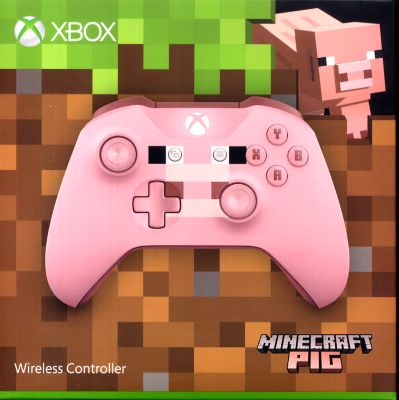 Joypad MS Wireless Controller Minecraft Pig SE ...