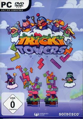 Tricky Towers (PC)