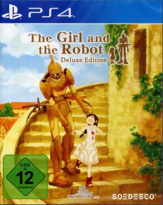 The Girl and the Robot - Deluxe Edition (PS4)