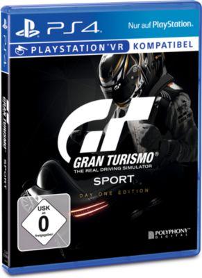 Gran Turismo Sport Day One Edition (GT Sport) (PS4) - Preisvergleich