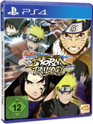 Naruto Shippuden: Ultimate Ninja Storm Trilogy ...