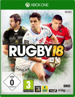 Rugby 18 (XONE)