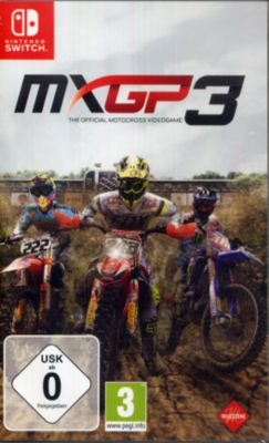 MXGP3 - The Official Motocross Videogame (NSW)