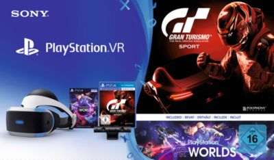 PlayStation VR Sony Virtual + Gran Turismo Spor...