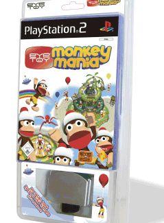 EyeToy Monkey Mania inklusive Kamera (PS2)