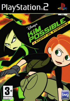 Kim Possible: Stoppt Dr. Stoppable (PS2)