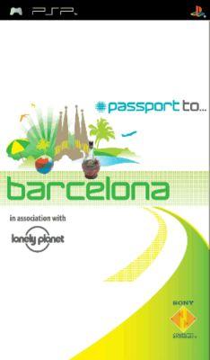 Passport to ... Barcelona (PSP)