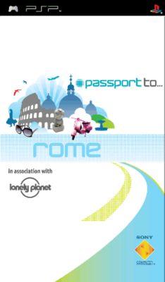 Passport to ... Rom (PSP)