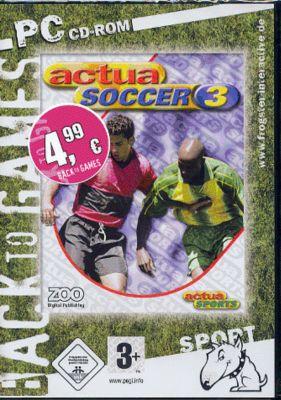 Actua Soccer 3 (PC)