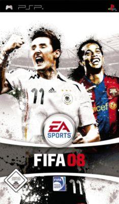 Fifa 08 Platinum (PSP)
