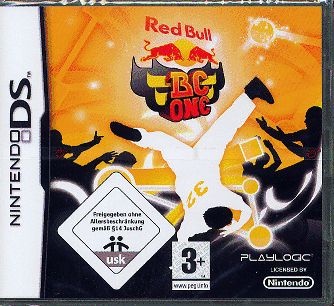 Red Bull BC One (NDS)