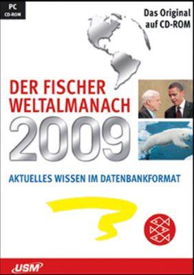 Fischer Weltalmanach 2009 (PC)