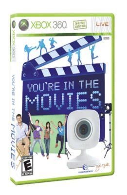 Youre in the Movies (X360)