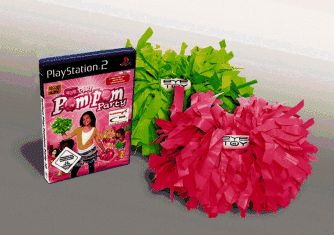 EyeToy: Play PomPom Party (inklusive PomPoms) (...