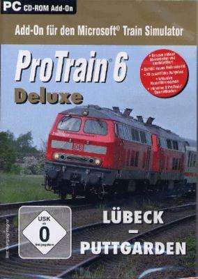 ProTrain 6 Deluxe: Lübeck - Puttgarden / Vogelf...